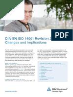 Tuv Rheinland Iso 14001 Leaflet En