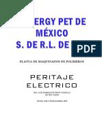 Synergy de Mexico DT-2. Informe de Diagnostico a Instalación Eléctrica