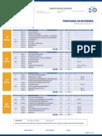 Plan Estudios Profesional Enfermeria 1 0 0