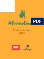 Census Faith Tool Kit