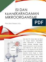 EVOLUSI DAN KEANEKARAGAMAN MIKROORGANISME.pptx