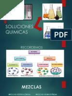 Soluciones químicas