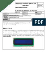 P3 Modulo LCD