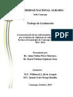 tesis de Coccidia