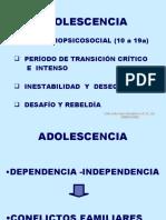 desarrollo psicosocial adolescen