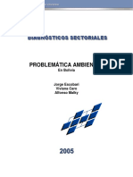 Documento Sector Medio Ambiente