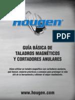 Manual de Fresa Taladro Magnetico