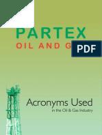 Acroynms Oil & Gas
