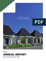 SATU Annual Report 2018