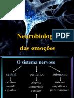 Neurobiológico das Emoções