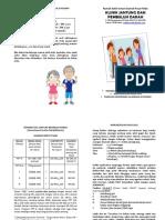 Leaflet Informasi Klinik Jantung