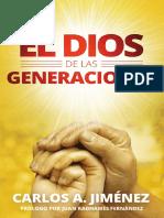 El Dios de las generaciones.pdf
