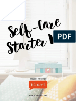 Free Self Care Starter Kit