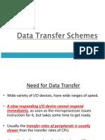 Data Transfer Scheme