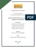 Informe - Oferta y Demanda
