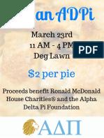 copy of pie an adpi
