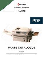 Kyocera F 820 Parts Manual.pdf