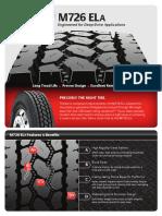 m726 Ela Productsheet Bridgestone