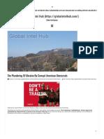 The Plundering of Ukraine by Corrupt American Democrats _ Oleg_Global Intel Hub