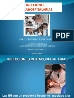 Infecciones Intrahospiatalarias