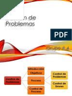 gestion de problemas