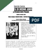 Poeta en Buenos Aires de Patricio López Tobares