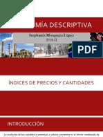 Indices de precios y cantidades