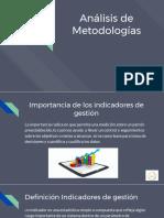 Evidencia 7_Análisis de Metodologías Indicadores de Gestión