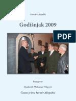Fatmir Alispahic 2009 Godisnjak 2009 Web