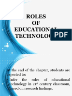 ROLES OF EDUCATIONAL TECHNOLOGY.pptx