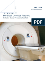 Vietnam Medical Devices Report - Q3 2019