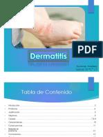 Dermatitis trabajo quimica.pptx