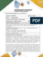 Syllabus Del Curso Diagnósticos Psicológicos- Proyecto Psike