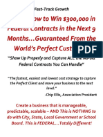 Federal Contracting Action Guide 2019