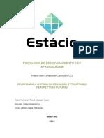 PCC PSICOLOGIA DO DESENVOLVIMENTO