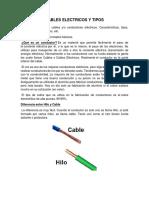 CABLES ELECTRICOS Y TIPOS.docx