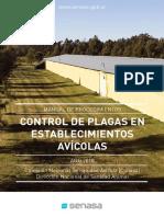 CONTROL DE PLAGAS EN ESTABLECIMIENTO DE AVES