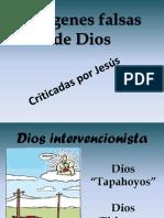 Imágenes falsas de Dios.pptx