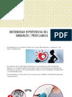 Enfermedad Hipertensiva Del Embaraz0