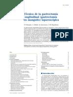 Gastrectomia longitudinal EMC
