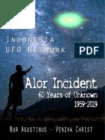 Alor Incident