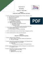 LectureExam#1 StudyGuide 4 7