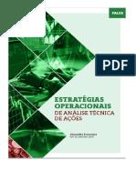 Livros Estratégias Operacionais de at de Ações