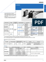 Data Sheet Photo Sensor e3jk