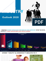C. Media Industry Outlook 2020
