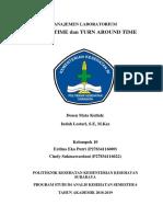 Respond Time dan Turn Around Time Laboratorium Klinik