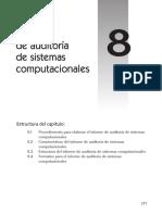 Informes de Auditoría de Sistemas Computacionales