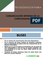Comunicación Interna de La Computadora Unidad II