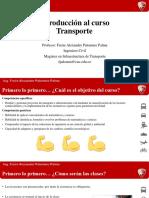 L00 - Introducción Transporte