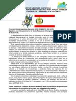 Investigacion y Ensayo - Position Paper